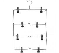 Вешалка для одежды четырехъярусная, L=350 мм (Артикул: А004)