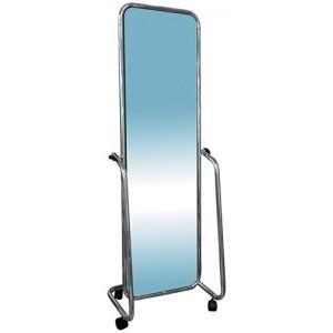Зеркало для магазина на колесах Италия ХРОМ (Арт.ST062R50R)