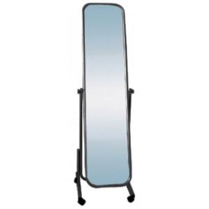 Зеркало напольное на колесах 435мм (Арт.UT3140)