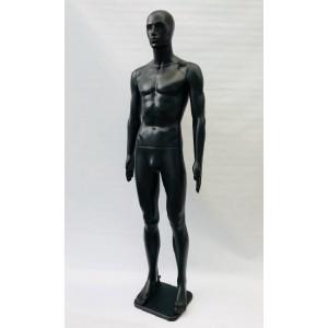 Манекен-кукла мужской на подставке. Размер 46-48 (Артикул: ММ01Ч)