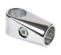 Крепёж-соединитель двух труб d=32mm под прямым углом (Артикул: Uno-1.32)